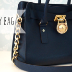 In my bag…
