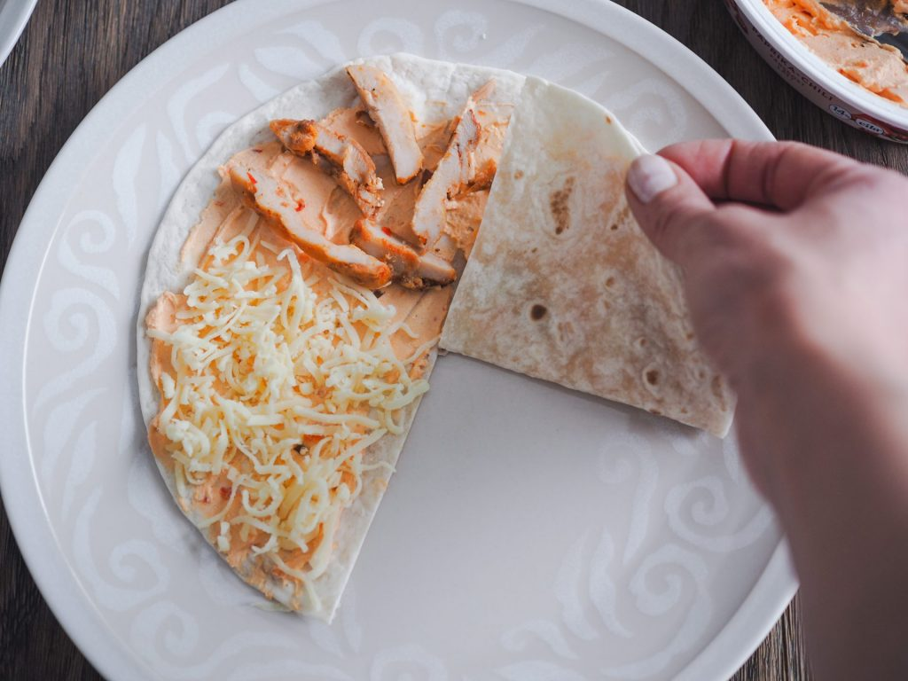 quesadilla hack