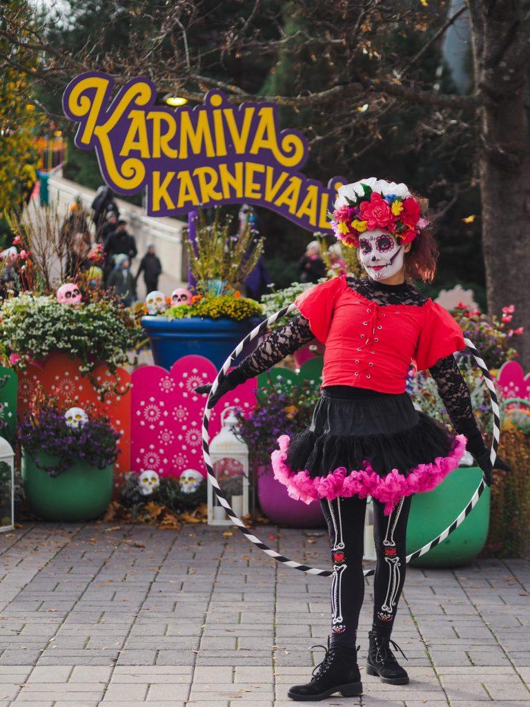 särkänniemi karmiva karnevaali